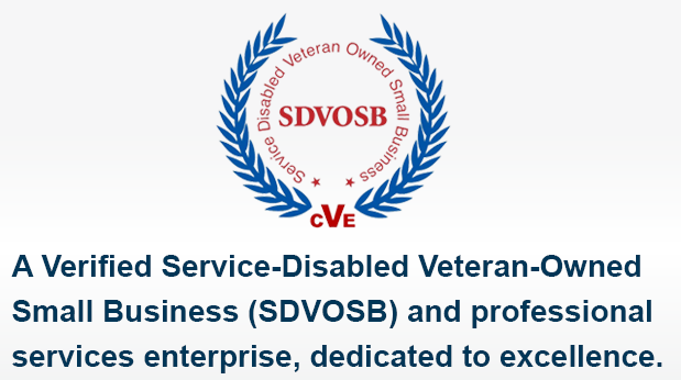 A Verified Service-Disabled Veteran-Owned